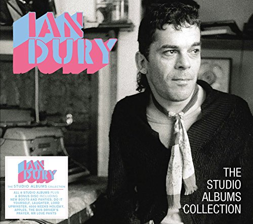Ian Dury-The Studio Albums Collection-(EDSB4016)-9CD-FLAC-2014-WRE Download