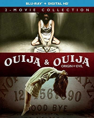 Blu-ray : Ouija: 2-movie Collection (Ultraviolet Digital Copy, 2 Pack, Snap Case, Slipsleeve Packaging, Digitally Mastered in HD)