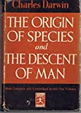 Image of The Origin of Species and the Descent of Man (Modern Library Giant, 27)