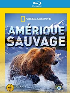 National Geographic - Amérique sauvage [Blu-ray]
