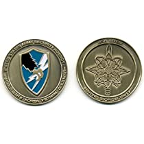 Army Security Agency Challenge Coin - ASA Challenge Coin
