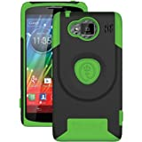 Trident Case AG-MOT-RAZRHD-TG AEGIS Series Case for Motorola DROID RAZR HD (XT926) - 1 Pack - Retail Packaging - Green