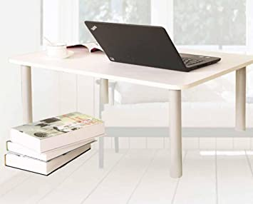 BBSLT Tavolino da letto con finestre, mobili, computer portatile scrivania artefatto in dormitorio pigro semplicità reception tatami tabelle , A