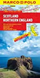 Scotland / Northern England Marco Polo Map (Marco Polo Maps)