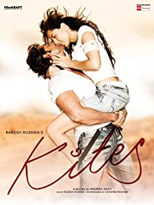 Kites- Hrithik Roshan / Barbara Mori (New Hindi Film / Bollywood Movie / Indian Cinema DVD)