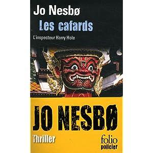 Jo Nesbo 8 titres