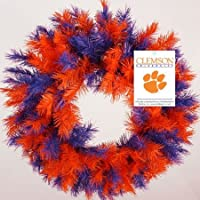 Sterling Inc Clemson University Tigers Wreath