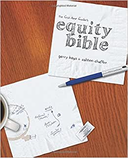 The First-Time Founder's Equity Bible