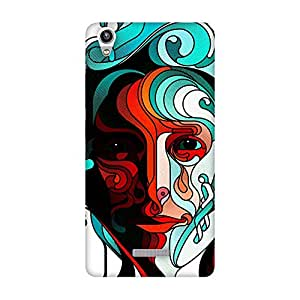 FASHEEN Premium Designer Soft Case Back Cover for Lava Iris X9