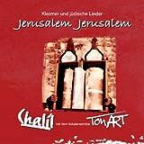echange, troc Chalil - Jerusalem Jerusalem (CD) (Livre en allemand)
