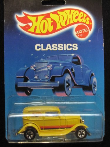 '32 Ford Delivery #7672 	1989 Hot Wheels Classics