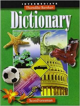thorndike barnhart intermediate dictionary online free