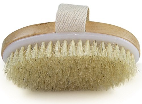 Dry Skin Body Brush - Improves Skin's Health