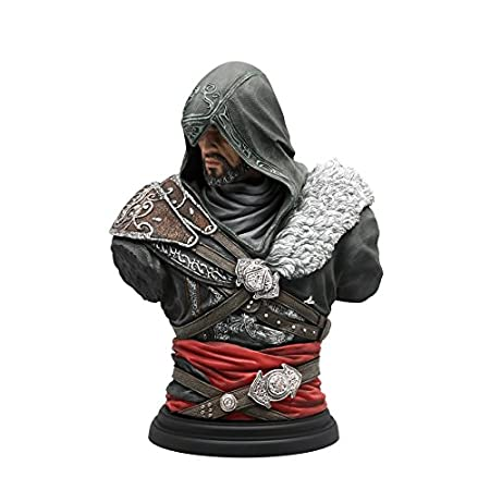 Ubisoft - Busto Ezio Mentor (Legacy Collection)