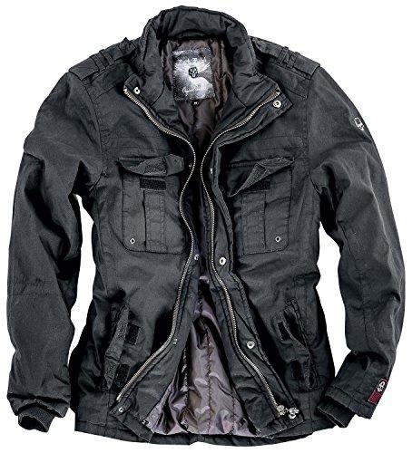 Rock Rebel by EMP Combat Jacket Giacca nero M