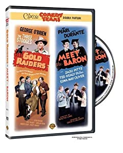 The Three Stooges - Meet the Baron/The Gold Raiders