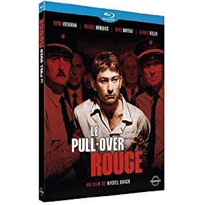 Le Pull-over rouge [Blu-ray]