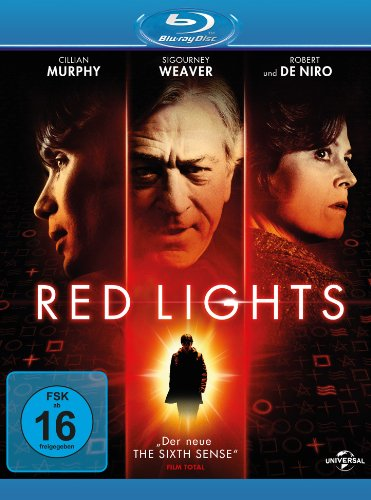 Red Lights [Blu-ray]