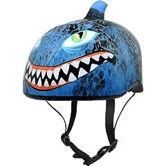 Raskullz Shark Attax Miniz Helmet, Black by Raskullz