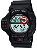 Casio #GDF100-1A Men's Twin Sensor Altimeter, Barometer, Temperature Black G Shock Watch