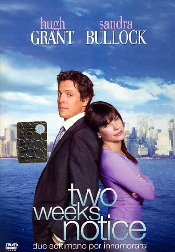 Two weeks notice - Due settimane per innamorarsi [IT Import]