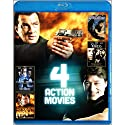 4-Film Action Pack 4 [Blu-Ray]