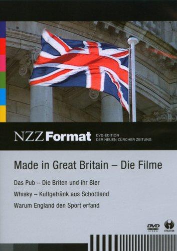 Made in Great Britain Die Filme - NZZ Format [Edizione: Germania]