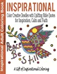 Inspirational Adult Coloring Book: Co...