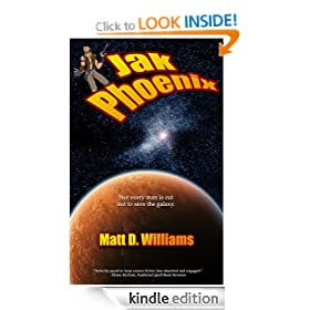 Jak Phoenix (The Jak Phoenix Adventures)