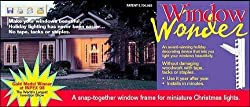 The Window Wonder for Christmas Lights With Display - Bulk 24 Sets