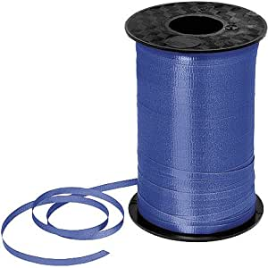 Royal Blue Curling Ribbon 450yds