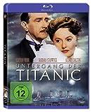 Image de Der Untergang der Titanic (1953) [Blu-ray] [Import allemand]