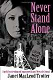 img - for Never Stand Alone book / textbook / text book