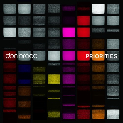 Priorities by Don Broco (2012) Audio CD