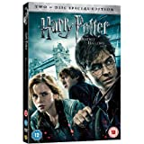 Harry Potter And The Deathly Hallows Part 1: Special Edition + DVD Exclusive Special Features (2 Disc Set) [DVD]