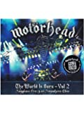 Motörhead - The Wörld is Ours, Vol. 2 (1 DVD + 2 Audio-CDs)