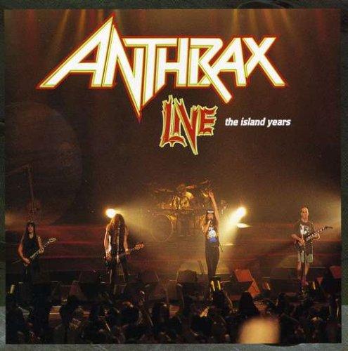 ANTHRAX - Live - the Island Years - Zortam Music