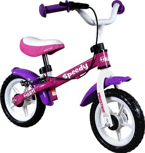 Bicicletta senza pedali - Balance bike - Bike - Biciclette per bambini - Bici - Prima bicicletta ARTI Speedy M Luxe Pink Purple/Rosa Viola First Bike