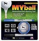 Green Keeper Myball Marking Tool, Man's Best Friend