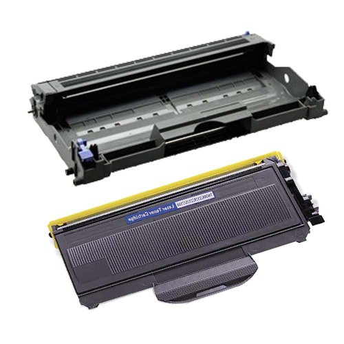 New Compatible Brother Dr360 + Tn360 Compatible Drum Unit And Toner Cartridge Combo Set By Inland Empire Cartridge