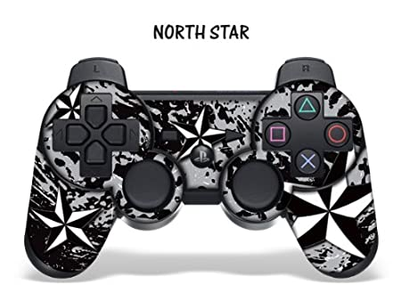 Protective Skin for Playstation 3 Remote Controller - Northstar Silver