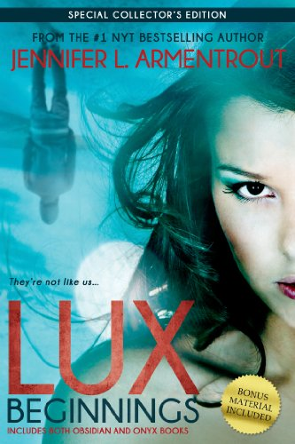Lux: Beginnings (Lux Novel)