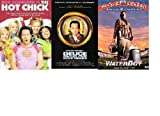 Comedy 3-Pack (The Hot Chick/Deuce Bigalow/The Waterboy)