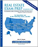 Real Estate Exam Prep (Pearson VUE): The Authoritative Guide to Preparing for the Pearson VUE General Exam
