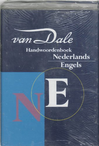 Dutch-English Dictionary (Van Dale handwoordenboeken voor hedendaags taalgebruik) (Dutch and English Edition)