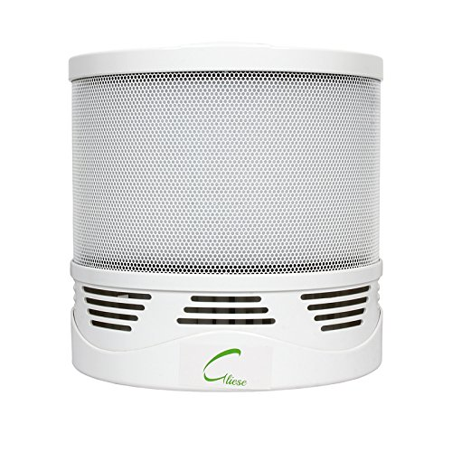 Gliese Compact 25-Watt HEPA Room Air Purifier (White)
