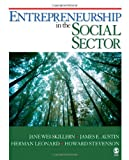 img - for Entrepreneurship in the Social Sector book / textbook / text book