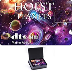 Holst: The Planets High Definition Music Card [Blu-ray]
