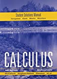 McCallum, Student Solutions Manual for Multivariable Calculus (0470414138) by McCallum, William G.