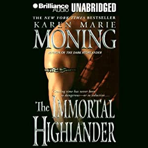 The Immortal Highlander Audiobook